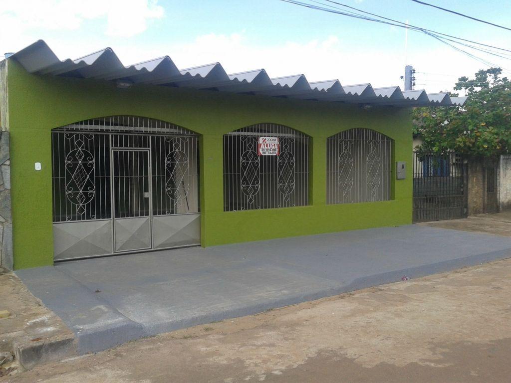 Casa com 3 dormitórios para alugar, 150 m² por R$ 1.700/mês - Conceição - Porto Velho/RO