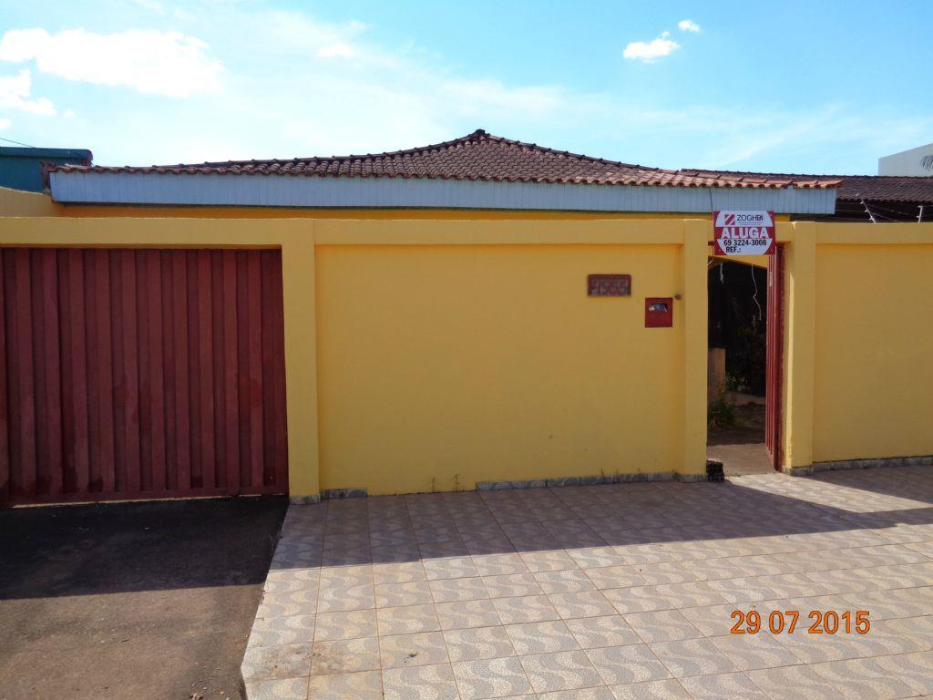 Casa Residencial para locação, Flodoaldo Pontes Pinto, Porto