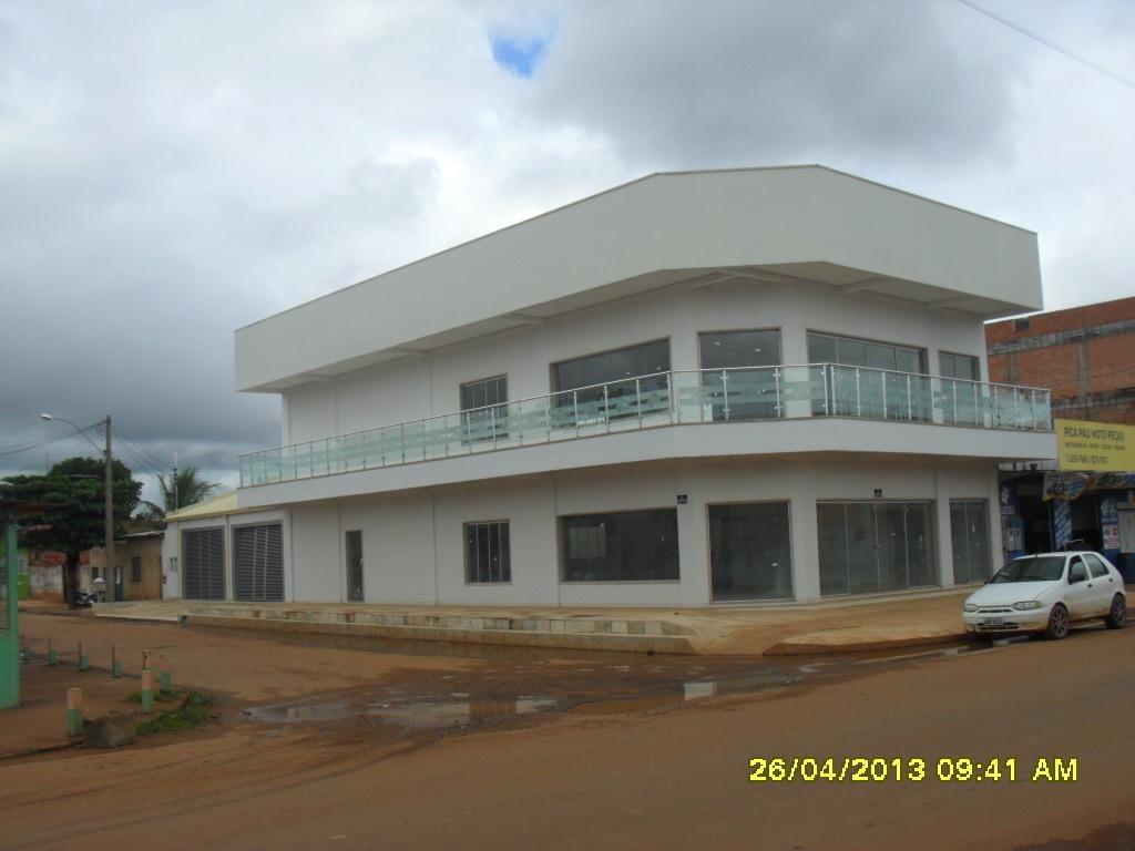 Ponto  comercial Novo, 1ª locação-Tancredo Neves, Porto Velh de Zoghbi Negócios Imobiliários.'