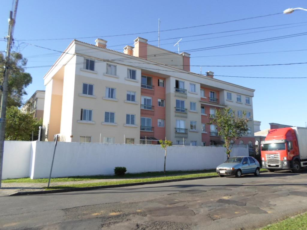 Apartamento de 2 dormitórios em Novo Mundo, Curitiba - PR