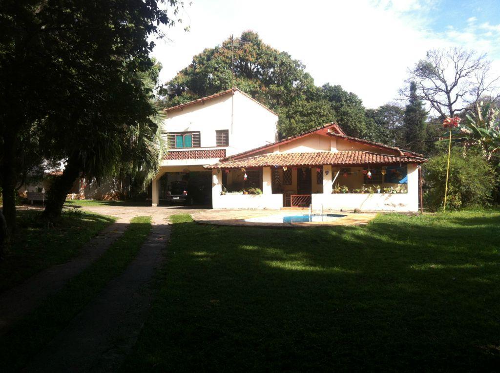 Chácara  residencial à venda, Jardim Bandeirantes, Sorocaba.