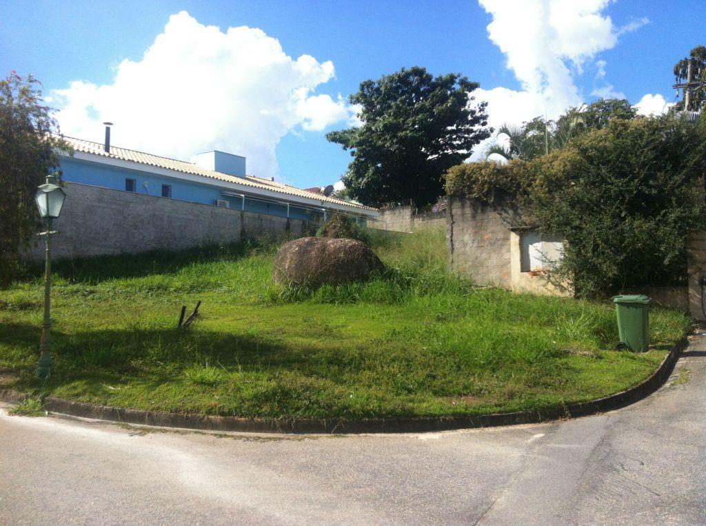 Terreno residencial à venda, Condomínio Morada das Artes, So