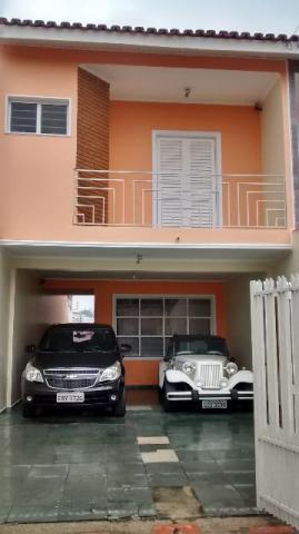 Sobrado residencial à venda, Jardim Ipê, Sorocaba.
