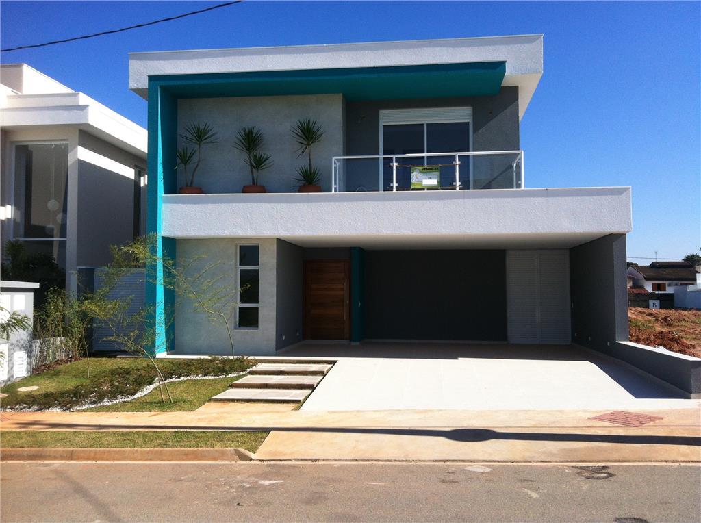 Sobrado  residencial à venda, Jardim Residencial Chácara Ond