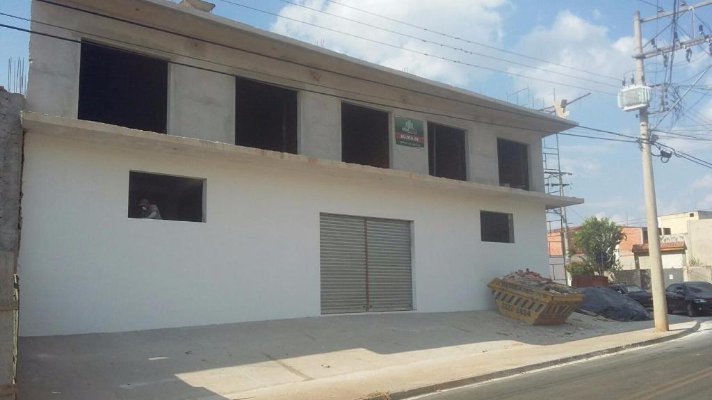 Galpão comercial para locação, Jardim Copaíba, Sorocaba.