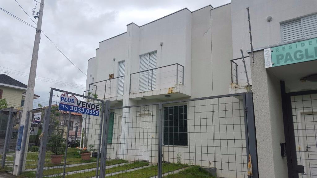 Sobrado residencial para venda e locação, Jardim Pagliato, S