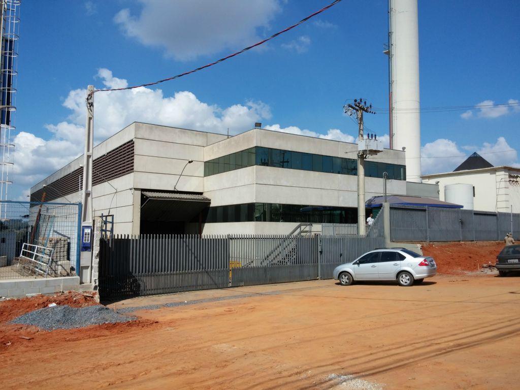 Galpão industrial 5000m² para locação, Zona Industrial, Soro