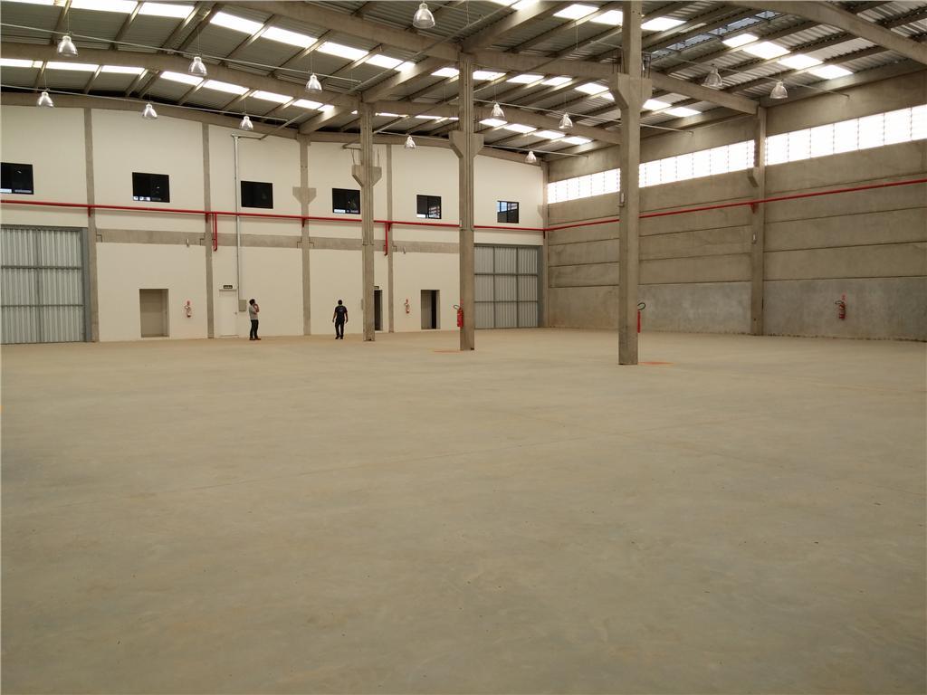 Galpão industrial para locação, Zona Industrial, Sorocaba -