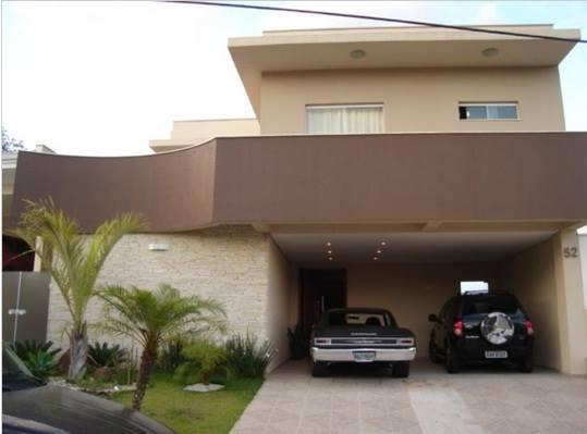 Sobrado  residencial à venda, Condomínio Belvedere II, Votor