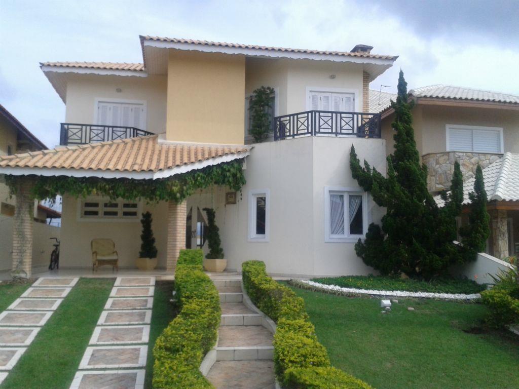 Sobrado  residencial à venda, Bougainvillee III, Peruíbe.