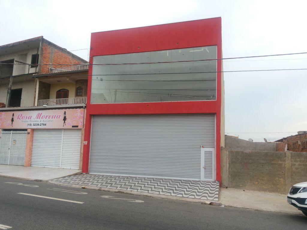 Salão comercial à venda, Jardim São Guilherme, Sorocaba - BA