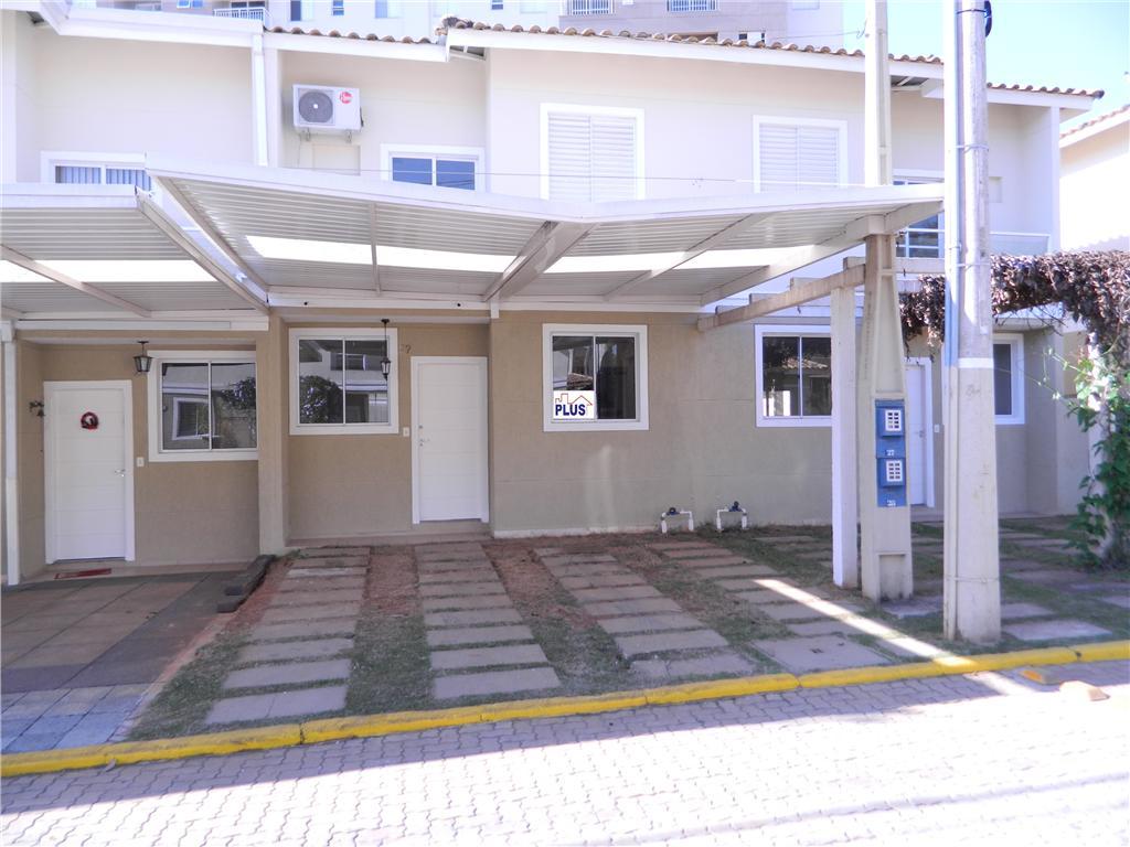 Sobrado  residencial à venda, condomínio Sarriá, Sorocaba.