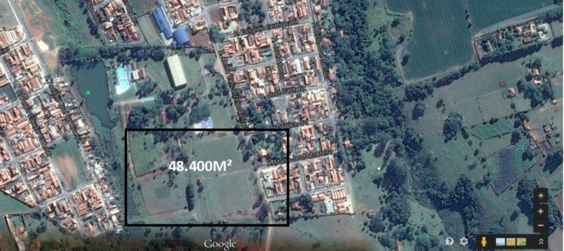 Área  residencial à venda, Vila La Brunetti, Itapetininga.