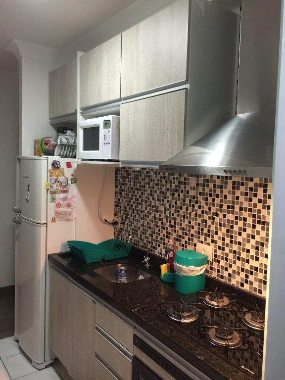 Apartamento de 3 dormitórios em Pinheirinho, Curitiba - PR
