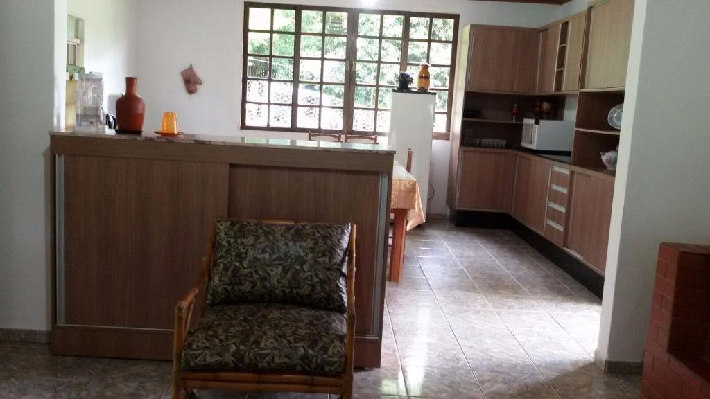 Chácara em Zona Rural, Campina Grande Do Sul - PR