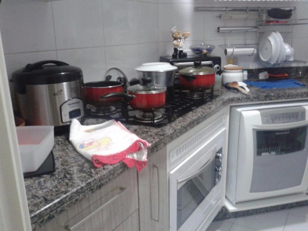 Apartamento de 3 dormitórios em Portão, Curitiba - PR