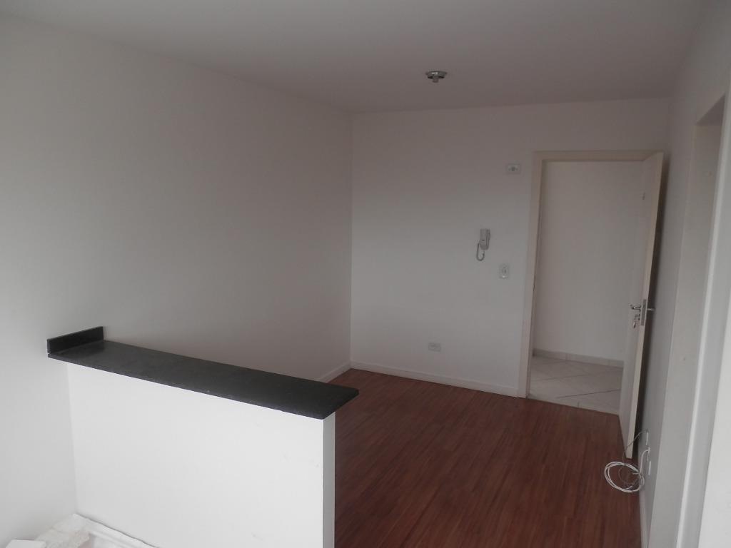 Apartamento de 1 dormitório em Novo Mundo, Curitiba - PR