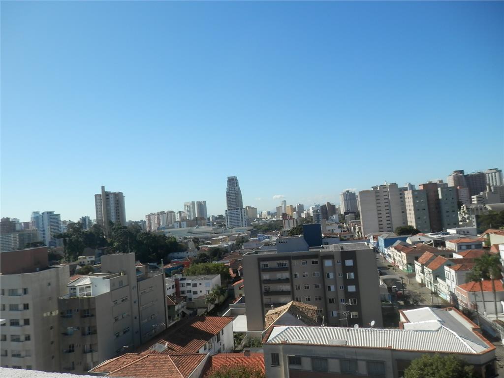 Studio de 1 dormitório em São Francisco, Curitiba - PR