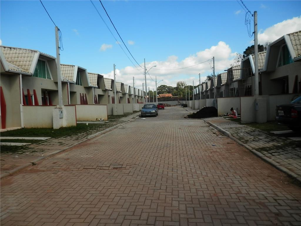 Casa de 2 dormitórios em Estados, Fazenda Rio Grande - PR