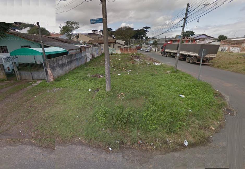 Terreno em Capão Raso, Curitiba - PR