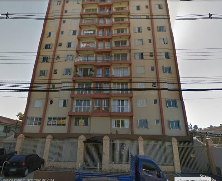 Cobertura de 3 dormitórios em Novo Mundo, Curitiba - PR