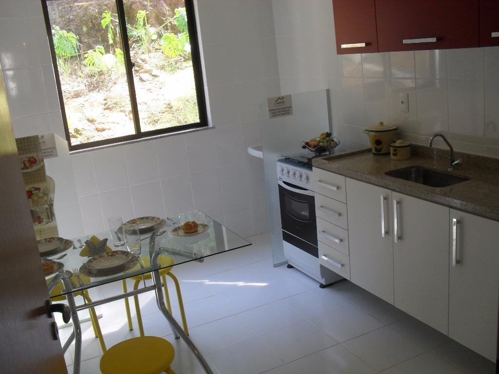 Foto - [AP0007] Apartamento Petrópolis, Samambaia