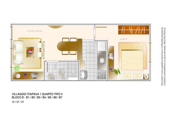 Apartamento à venda em Petrópolis, Itaipava