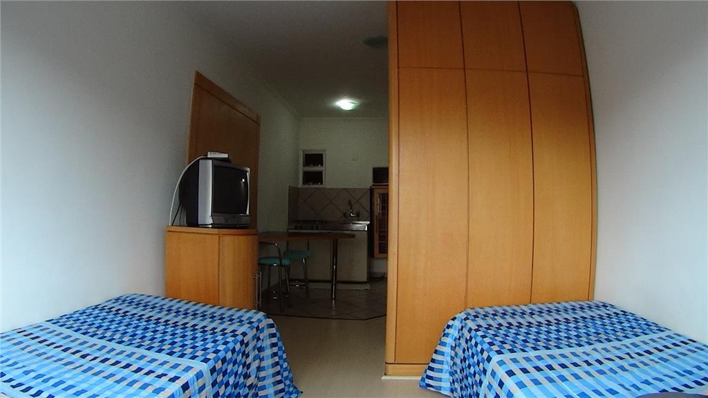Flat de 1 dormitório à venda em Centro Cívico, Curitiba - PR