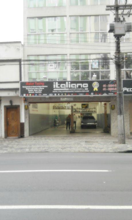 Studio residencial para locação, Centro, Curitiba - ST0003.