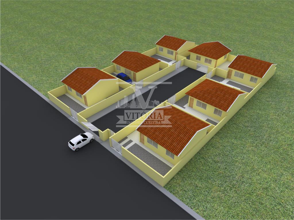 Casa residencial à venda, Del Rey, São José dos Pinhais - CA