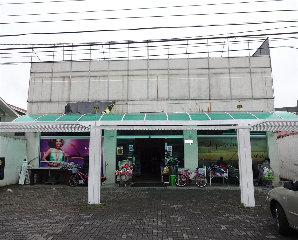 Hauer, Curitiba - Barracão comercial à venda, BA0002.