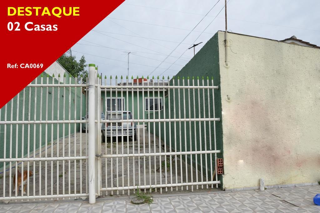Casa 3Dorm. com Terreno à venda, Centro, São José dos Pinhai