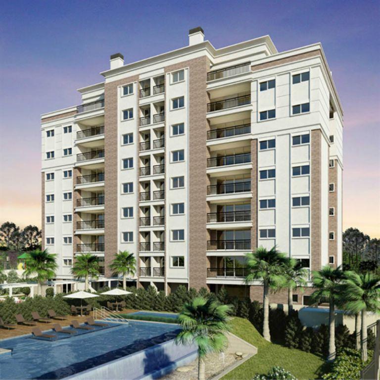 Apartamento residencial à venda, Ecoville, Curitiba - AP0177