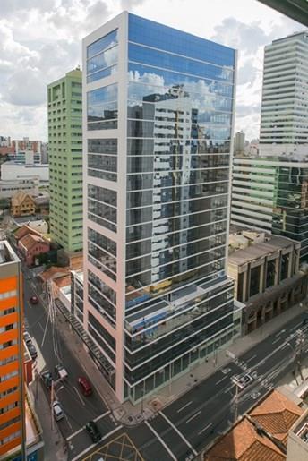 Salas Comerciais - WORKSPACE BRIGADEIRO no Centro de Curitiba