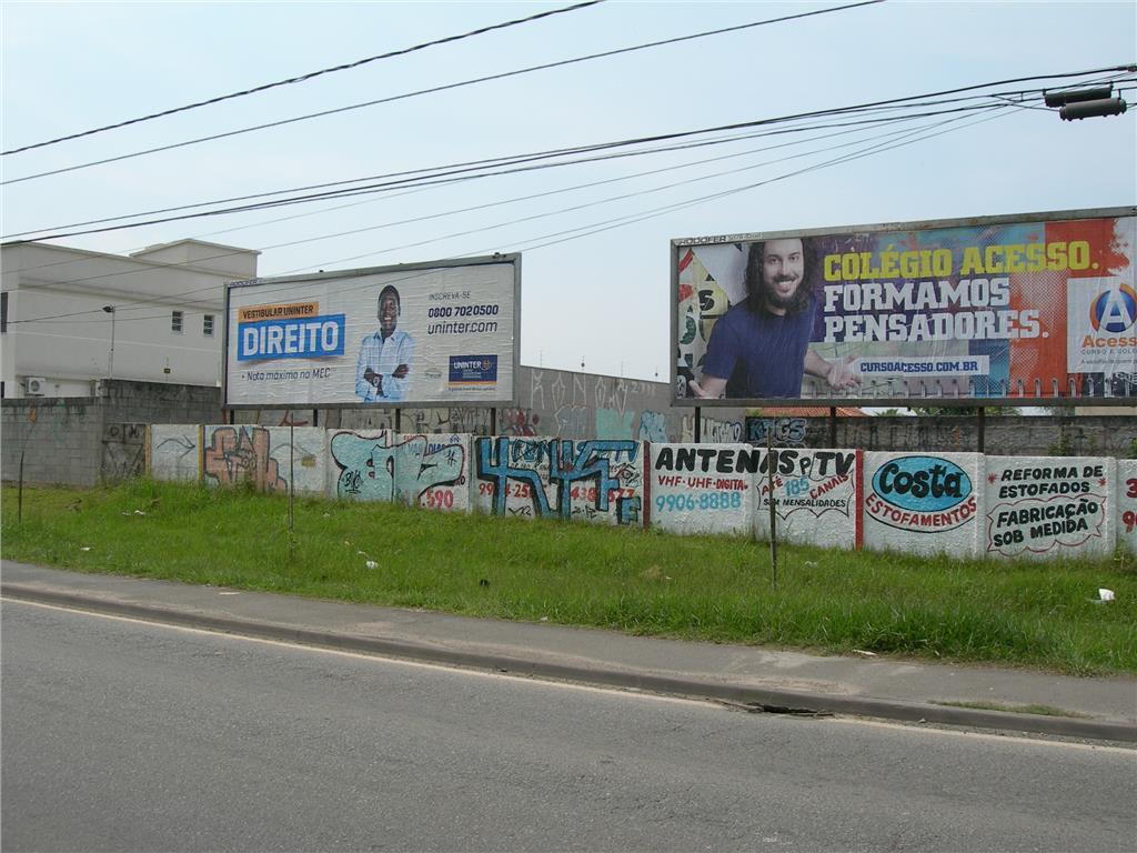 Terreno em Santa Cândida, Curitiba - PR