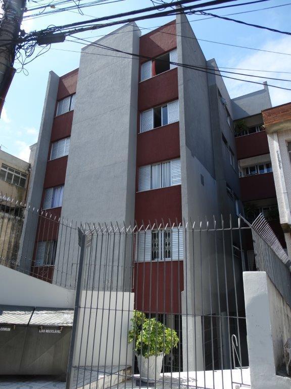 Apartamento de 1 dormitório em São Francisco, Curitiba - PR