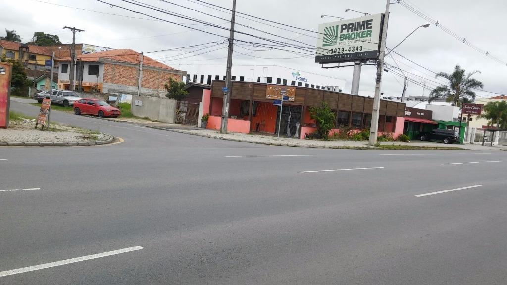 Terreno à venda em São Cristóvão, São José Dos Pinhais - PR