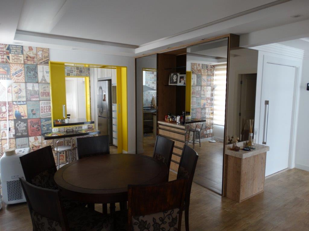 Apartamento de 3 dormitórios em Batel, Curitiba - PR