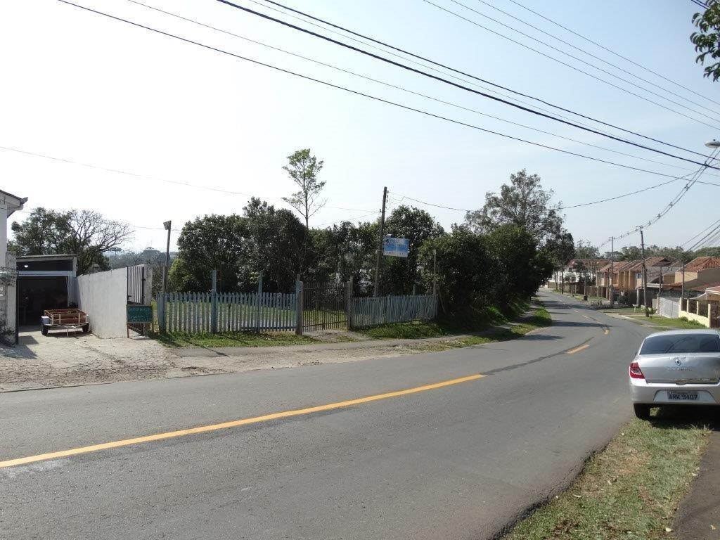 Terreno à venda em Abranches, Curitiba - PR