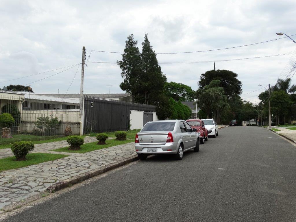 Terreno em Jardim Social, Curitiba - PR