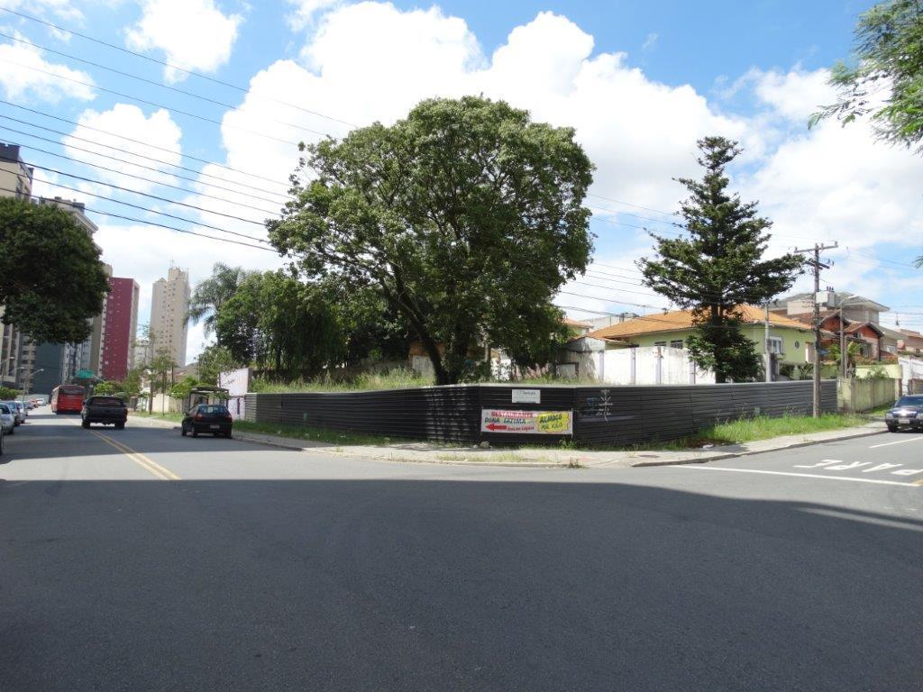 Terreno em Jardim Botânico, Curitiba - PR