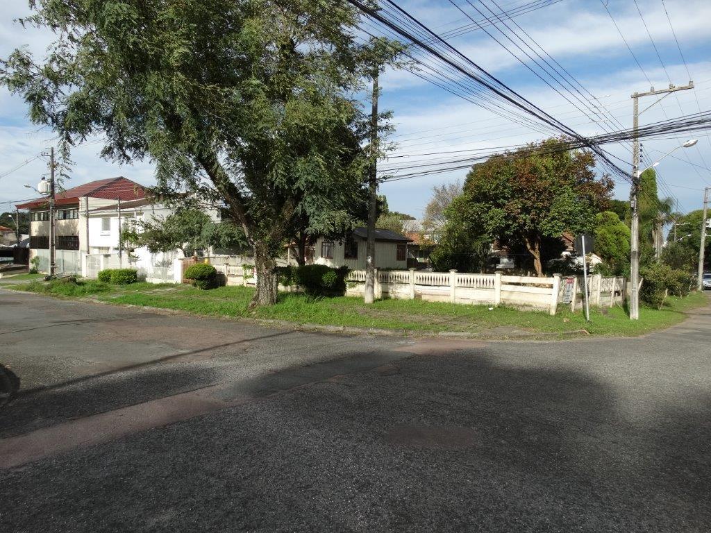 Terreno à venda em Jardim Social, Curitiba - PR