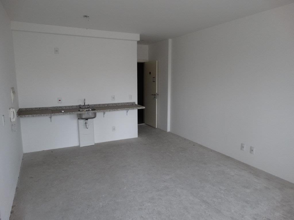 Studio de 1 dormitório à venda em Centro Cívico, Curitiba - PR