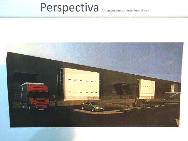 Barracão em Cidade Industrial, Curitiba - PR