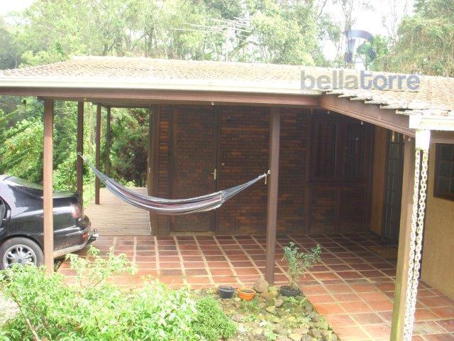 Casa de 2 dormitórios em Butiatuvinha, Curitiba - PR