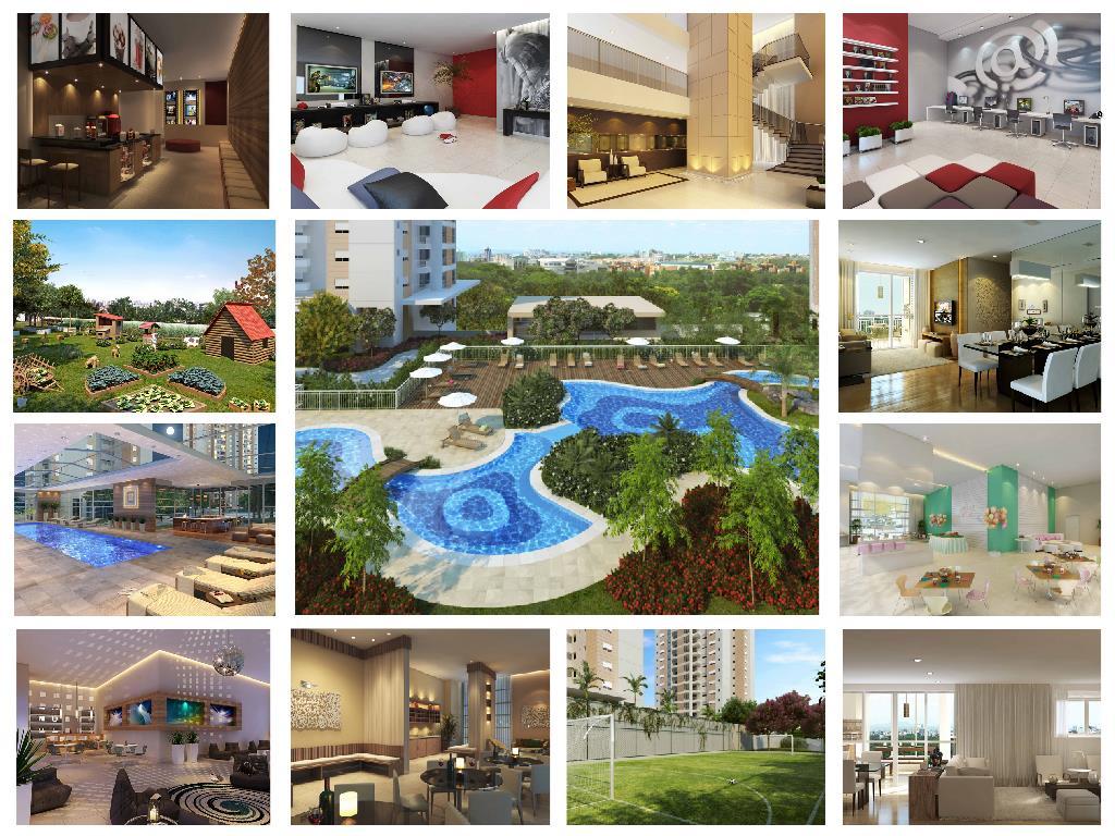 Apartamento de 3 dormitórios à venda em Ecoville, Curitiba - PR