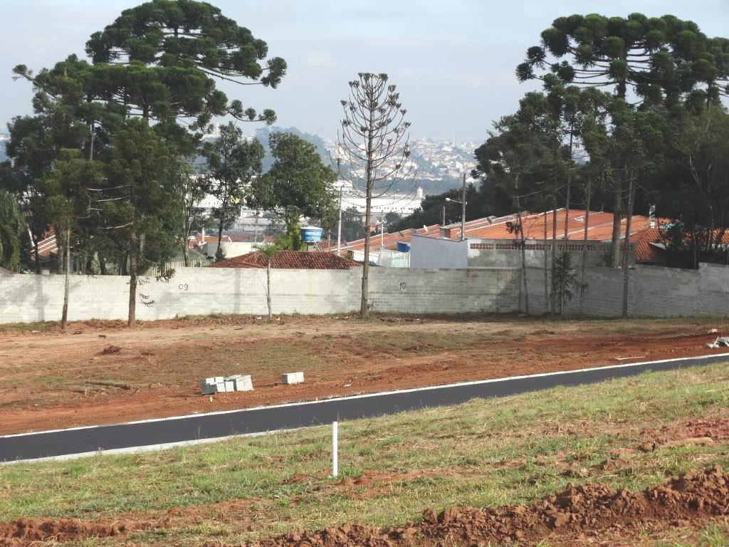 Terreno à venda em Jardim Amélia, Pinhais - PR