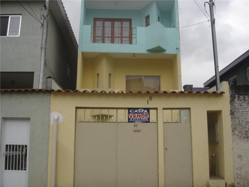Casa Sobrado à venda, Vila Aricanduva, São Paulo