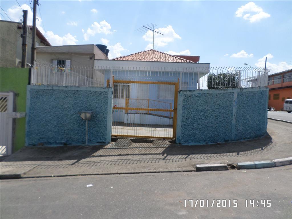 Casa Padrão à venda, Parque Santa Rita, São Paulo