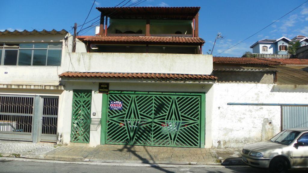 Casa Sobrado à venda, Jardim Nossa Senhora Do Carmo, São Paulo